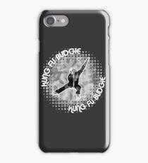 Budgie Style Kung Fu iPhone Case/Skin