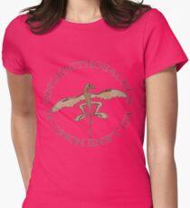 Sinornithosaurus Millenii NGMC-91 Women's Fitted T-Shirt
