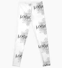 Logician At Work Leggings