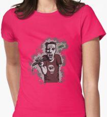 Zombi-oke Womens Fitted T-Shirt
