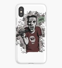 Zombi-oke iPhone Case