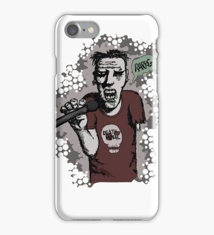 Zombi-oke iPhone Case/Skin