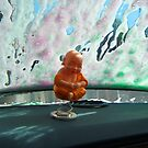 Dashboard buddha by TJLewisPhoto