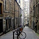 Edinburgh Alley by TJLewisPhoto