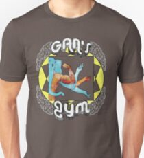 Gan's Gym - vintage Unisex T-Shirt