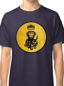 King Octochimp Says Hi Classic T-Shirt