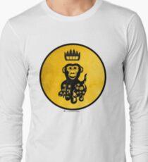 King Octochimp Says Hi Long Sleeve T-Shirt
