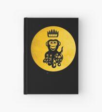 King Octochimp Says Hi Hardcover Journal