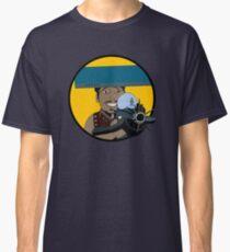Z-140 (Alleviated titanium. Neurocharged assault model) Classic T-Shirt