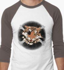 Jungle Piracy Men's Baseball ¾ T-Shirt