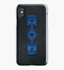 Boxer Engine case (2) iPhone Case