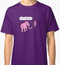 I drink to get trunk Classic T-Shirt