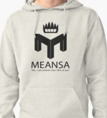 meansa Pullover Hoodie