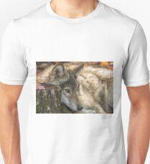 Timber Wolf Pup Unisex T-Shirt