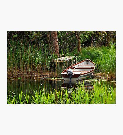 Fishing Boat Photographic Print