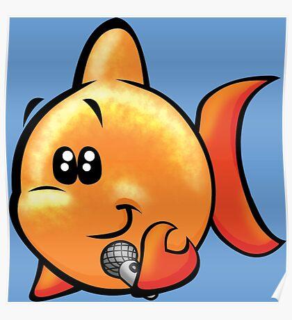 HeinyR- Fishy Poster