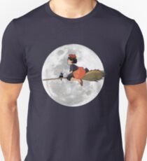 Kiki's Delivery Service (1989) Unisex T-Shirt
