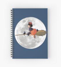 Kiki's Delivery Service (1989) Spiral Notebook