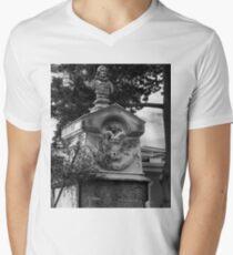 memorial Mens V-Neck T-Shirt