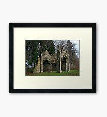 Shobdon Arches Framed Print