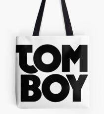 Tom Boy Tote Bag