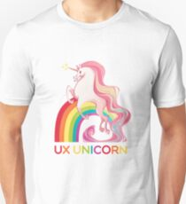 UX Unicorn Unisex T-Shirt