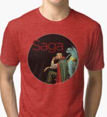 Saga - The Will Tri-blend T-Shirt