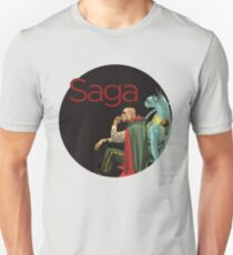 Saga - The Will Unisex T-Shirt