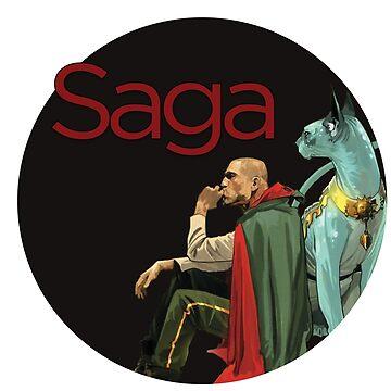 Saga - The Will by saifs-safe