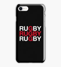 RUGBY iPhone Case/Skin