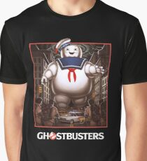 ghostbuster Graphic T-Shirt