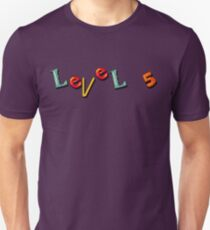 Earthworm Jim - Level 5 T-Shirt