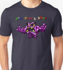 Earthworm Jim - For Pete's Sake Unisex T-Shirt