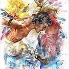 Icarus by Rineke de Jong