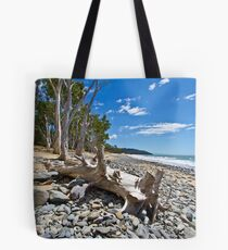 Drift Wood Tote Bag