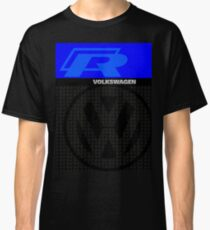 Volkswagen R Graphic Design Classic T-Shirt