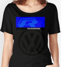 Volkswagen R Graphic Design Women's Relaxed Fit T-Shirt