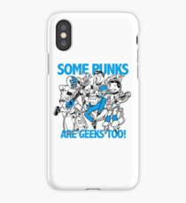 Geek Punk iPhone Case/Skin