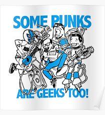 Geek Punk Poster