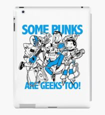 Geek Punk iPad Case/Skin
