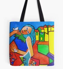 Gilded Cage Tote Bag