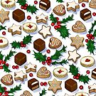 Christmas Treats and Cookies by micklyn