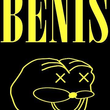 Benis Nirvana parody by ColdPopsicle