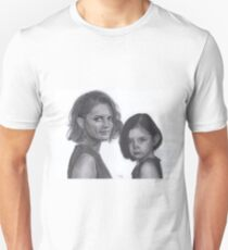Kate and Lily Castle Unisex T-Shirt