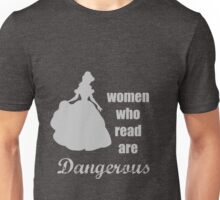women Reading Unisex T-Shirt