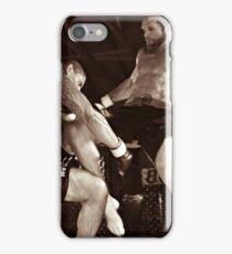 Flying Knee iPhone Case/Skin