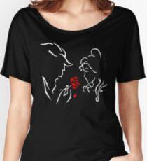 Beauty the Beast Love Shirt Women's Relaxed Fit T-Shirt
