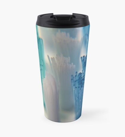 Toothbrush Bristles Travel Mug