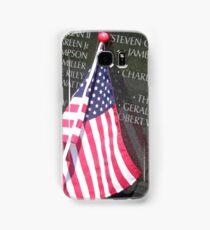 Flag For Fallen Soldier Samsung Galaxy Case/Skin