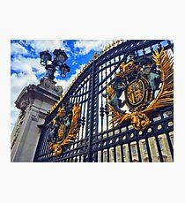 Buckingham Gate Photographic Print